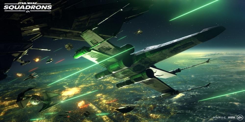 Starwars squadron copertina