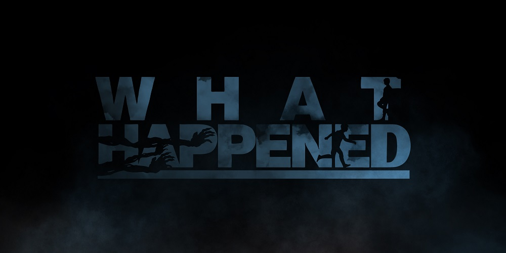What Happened Poster_Logo