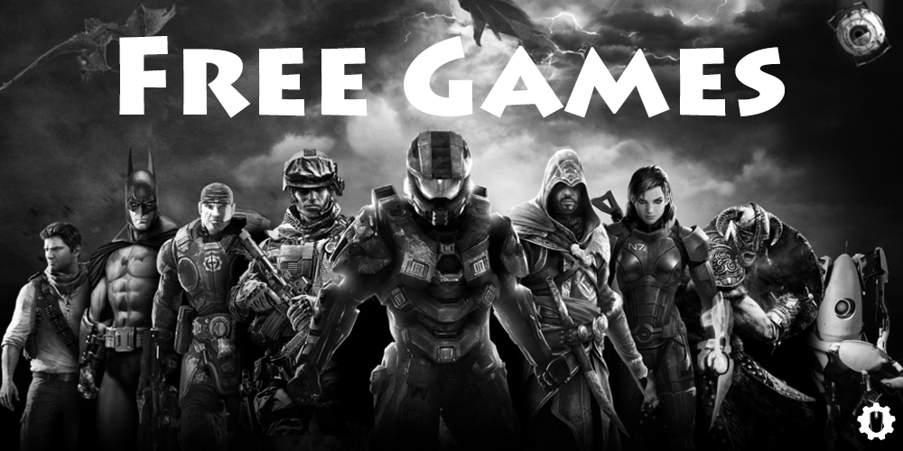 free Games Logo