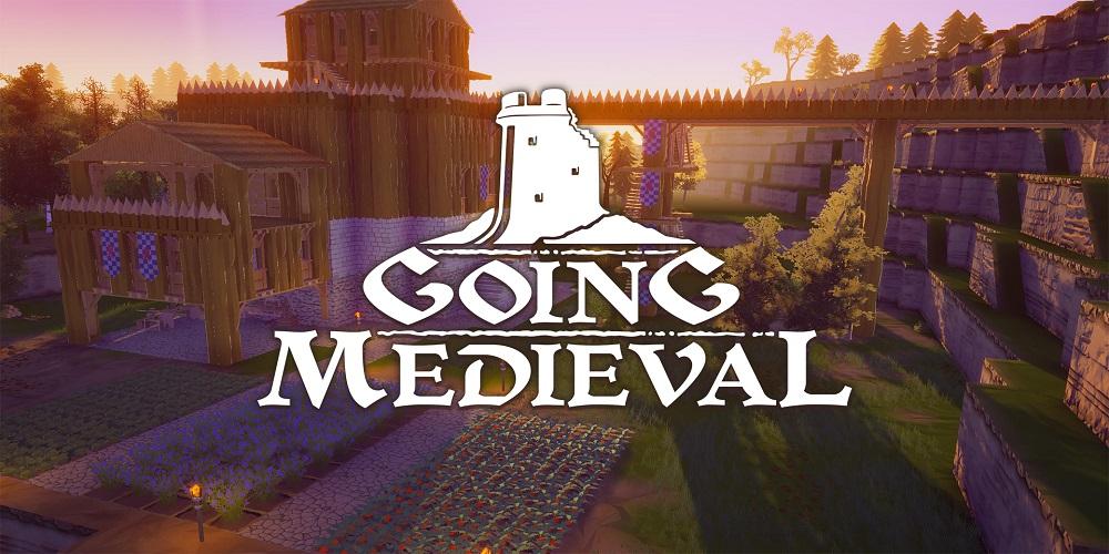 Logo Going Medieval