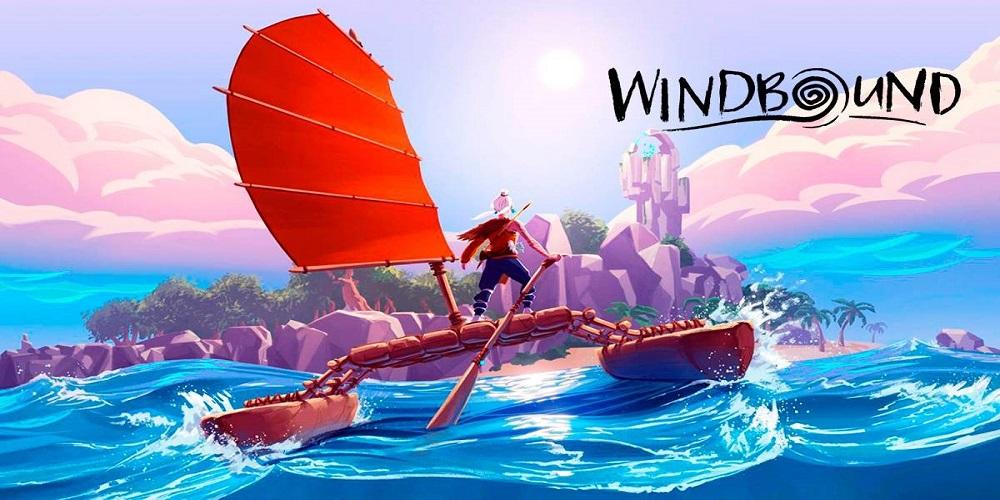 Logo Windbound