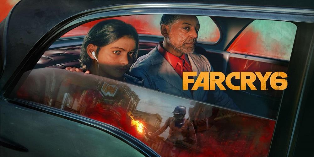 Farcry 6 copertina