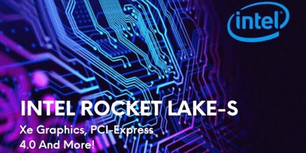 rocket lake cover