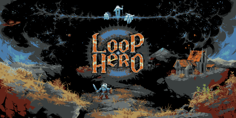 Loop Hero – Key Art 1000×500