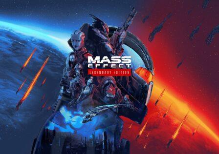 Mass Effect Legendary copertina