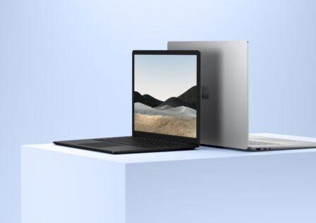Surface Laptop 4 – 11