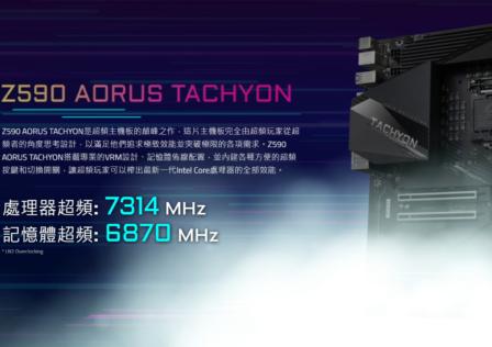 Z590 Tachyon 1